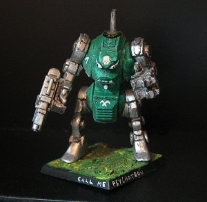 Rogue Trader era Space Marine Dreadnought