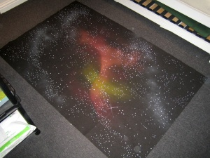 Hotz Deep Space Mat