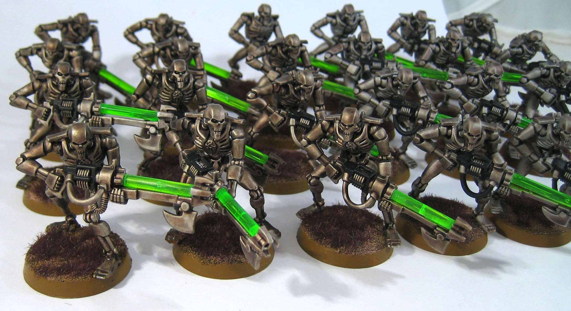 Necron Warriors - First Phalanx