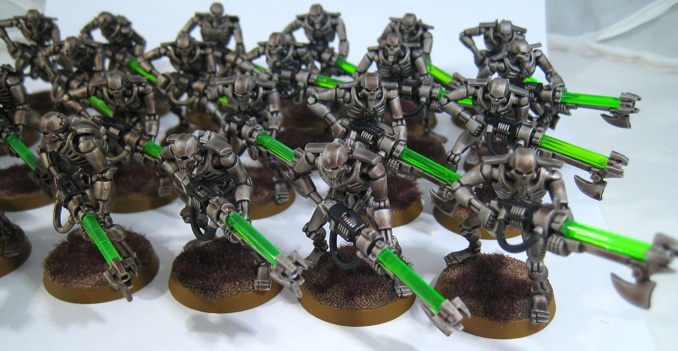 Necron Warriors - Second Phalanx